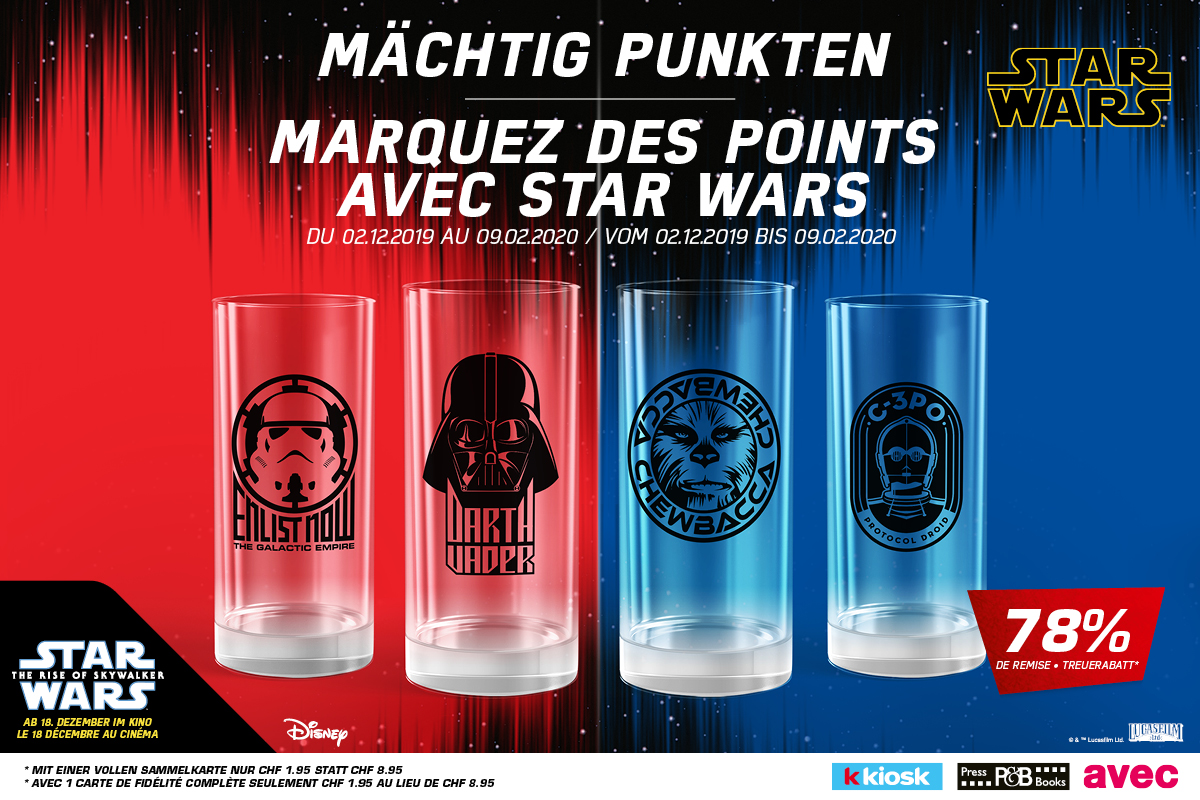 Star Wars Promotion